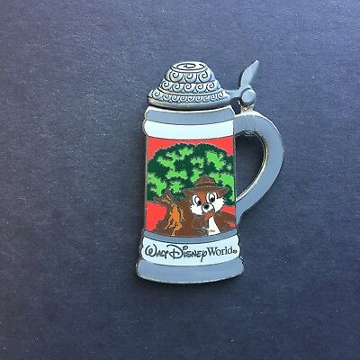 WDW - Spotlight Stein Collection Chip Limited Edition 1000 Disney Pin 57509
