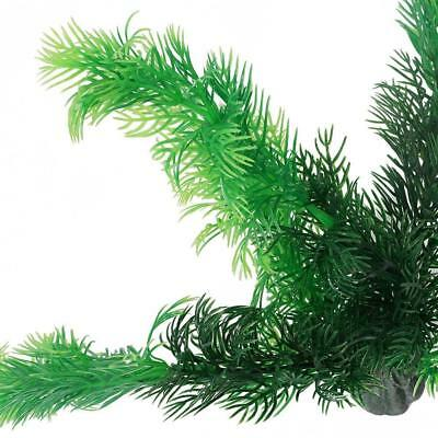 Artificial Grass Aquarium Ornament Water Plant Plastic  for Fish Tank Decors PRO