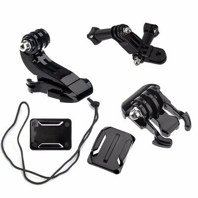 Action Camera Accessories Set For GoPro Hero 5 3 4 Xiaomi Yi 4K SJCAM SJ400 F5O1