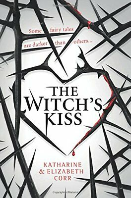 The Witch's Kiss (Witch's Kiss Trilogy), Corr, Katharine, New condition, Book
