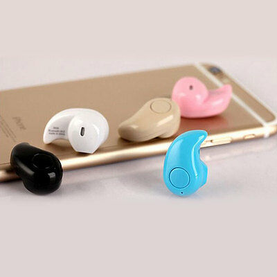 Bluetooth-Headset Ultra- Mini für Smartphones iPhone Android neu