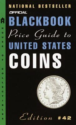 The Official Blackbook Price Guide to U.S. Coins, 42nd edition