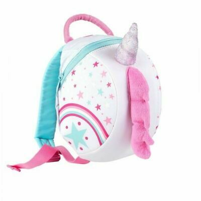 LittleLife Toddler Unicorn Backpack School Bag & Safety Rein Childrens 1-3 Years