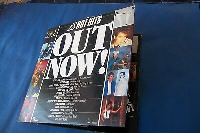 Out Mnow ! 28 Hot Hits Tears For Fears Kool & The Gang Lp Doppio 1985 Chtysalis