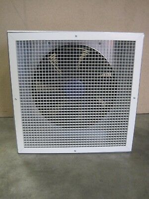 Server Cooling Box Fan High Performance 4500m3/hr high pressure 230v EC motor