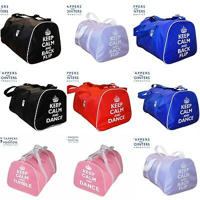 Gymnastics / Dance Holdall Bag - UK STOCK - Fast Delivery