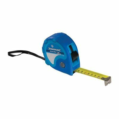 Silverline 282559 Measure Mate Tape 10m / 33ft x 25mm