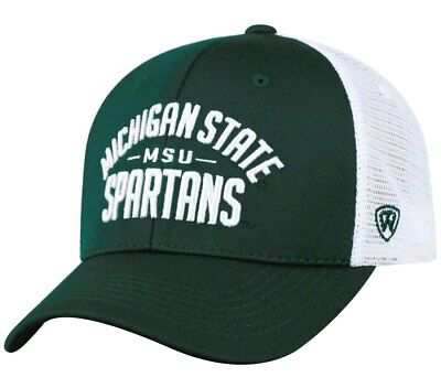 factory price 9333a f3859 Michigan State Spartans NCAA Top of the World
