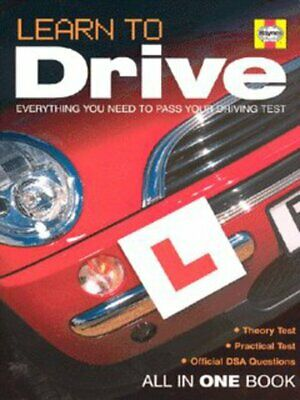 Learn to drive: everything you need to pass your driving test. by Robert Davies