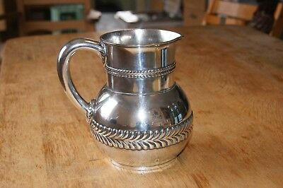 Tiffany & Co Silber Krug um 1870 sterling silver 925 water pitcher 3077 Makers