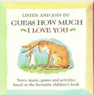 Various Artists - Guess How Much I Love YoU CD Album