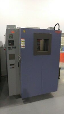 Espec ET21-CWA Temperature COLD Test Chamber Environmental NICE! Watlow F4!