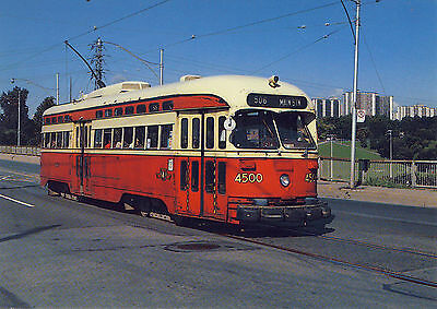 AK: Toronto, ONT - The PCC Car (Presidents Conference Committee Car)