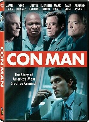 Con Man [New DVD] Ac-3/Dolby Digital, Dolby, Subtitled, Widescreen