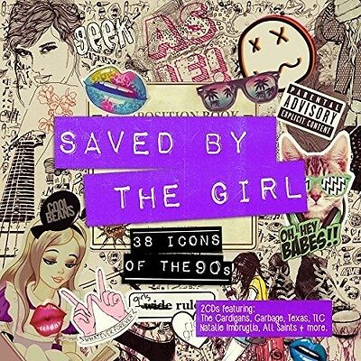 Various Artists - Saved By the Girl (Original Soundtrack) [New CD] UK - Import