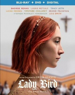Lady Bird [New Blu-ray] With DVD, 2 Pack