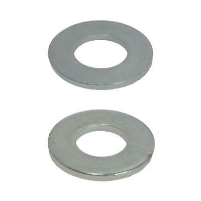 M2 M2.5 M3 M4 M5 M6 M8 M10 M12 M16 M20 M24 M30 Metric Flat Washer Zinc Plated