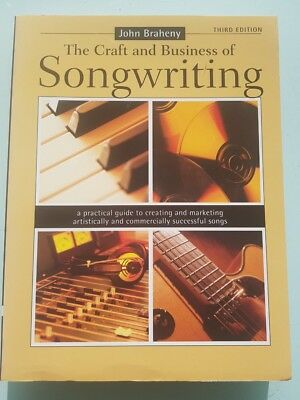 The Craft And Business Of Song Writing Studio And Music Book Buch 50% Off UVP