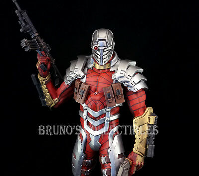 Deadshot Statue DC Comics Icons DC Collcetibles by David Giraud