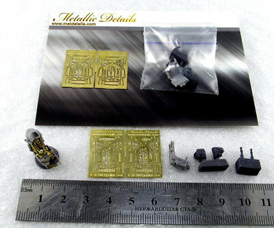 Ejection seat K-36DM (PE + resin) 1/72 Metallic Details # MDR 7218 NEW!!!