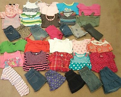 Girls Spring/Summer Clothes! Mystery Lot of 10