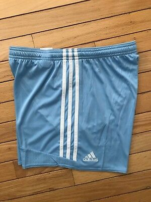 Details about New With Tags adidas Women's Climacool Regista 16 Shorts Royal Blue White