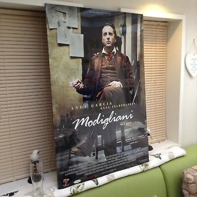 """Framed Film Promotional Posters Recovered From """" Directors """" Apartment"""