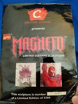 Marvel Comics Magneto Limited Edition Sculpture