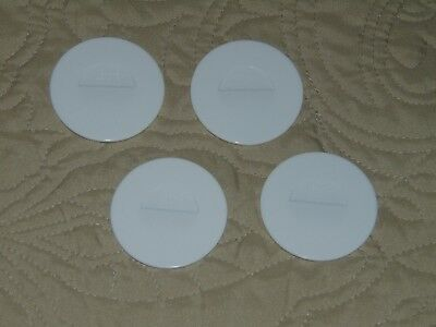 Lot Of Four Dr Brown's Wide Neck Baby Bottle Sealing Discs - Free Shipping