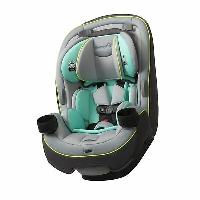 Safety 1st Grow and Go 3-in-1 Convertible Car Seat, Vitamint Sea Green