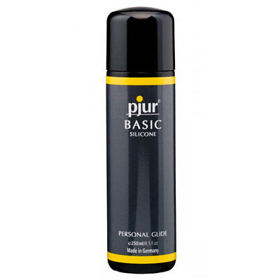 Pjur Basic Silicone Personal Glide 250ml - Authorised UK Seller