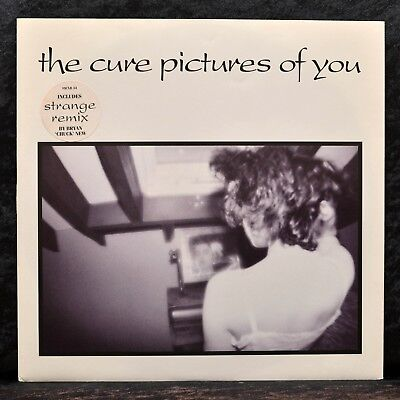 "The Cure - Pictures Of You - 12""-Maxi - Vinyl - UK - FICXB34 - 1990 -"