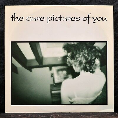 "The Cure - Pictures Of You - 12""-Maxi - Vinyl - D - 873909-1 - 1990 -"