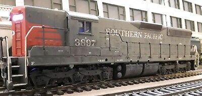 SOUTHERN PACIFIC HO Athearn SP SD9 3897 DCC FITTED with a decoder Rotary  Beacon. - £59.99 | PicClick UK