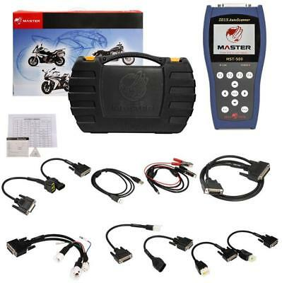 new MCT-500 Universal Motorcycle Scanner Tool mainly for Asian motorbikes