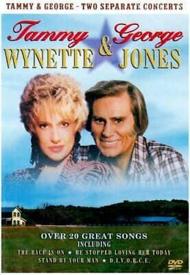 Tammy Wynette and George Jones [DVD] DVD Highly Rated eBay Seller, Great Prices