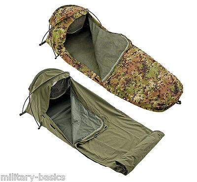 IT ital Special Forces Hopped Bivy Bag Biwaksack Schlafsackhülle Defcon 5 Armee