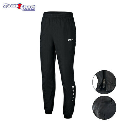 JAKO - Team Regenhose - Kinder / Fitness Training Fussball Joggen / Art. 7501