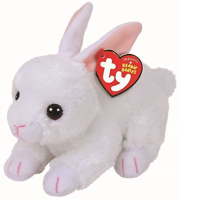 Ty Beanie Babies Boos Easter Cotton Rabbit Plush Soft Toy New With Tags