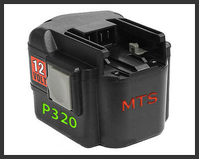 Fromm Battery 12V replacement for P-320 N5.4303 plastic strapping  N5.4307 P320