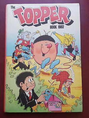 The Topper Book - Annual - 1982 - Hardback Book
