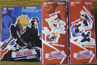Bleach series 1 unopened Gashapon figure from Bandai (1 figure)