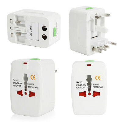 Multi-Function Global Business Travel AC Plug Power outlet Adapter Converter PB4