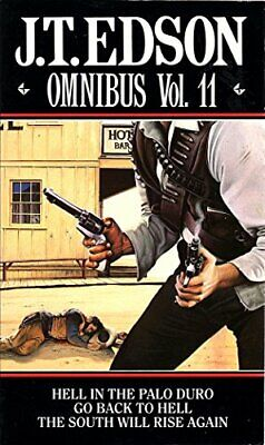 J.T. Edson Omnibus: Hell in the Palo Duro / Go Back ... by Edson, J.T. Paperback