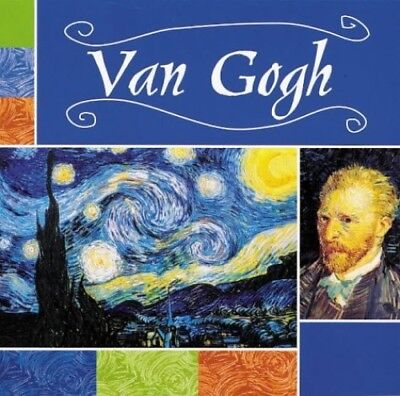 Van Gogh (Masterpieces) by Swanson Satern, S Hardback Book The Cheap Fast Free