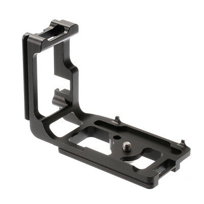 【AU】Quick Release Vertical L Bracket Plate for Canon EOS 5D Mark III & IV Camera