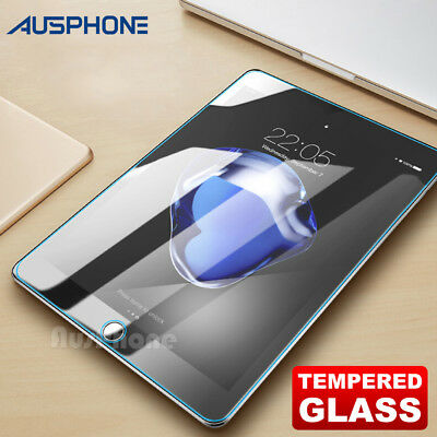 """Tempered Glass Screen Protector Film for Apple iPad Air 1 2 Pro 9.7"""" iPad 6 2018"""
