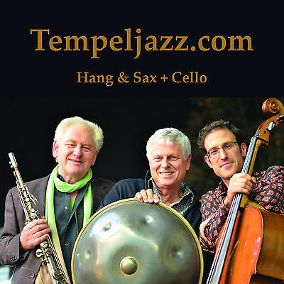 Hang, Sax + Cello, CD, neu. M.Sperling, N.Fahy, Papasax; Hang/Handpan Musik,