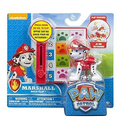 Paw Patrol Action Pack Pup Back Flip Marshall Pup Pup Boogie Board Kids Toy