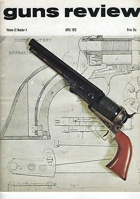 Guns Review - Three Issues From 1972 (4 - 6)
